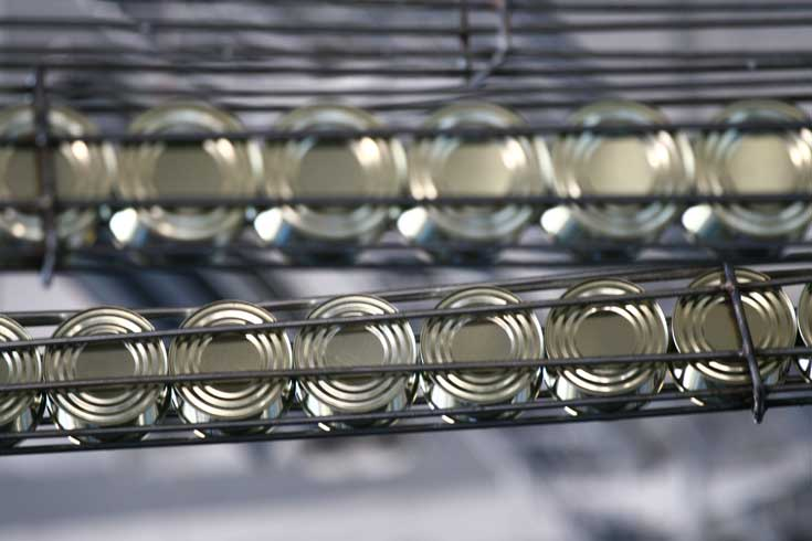оборудование для консервного производства и консервации
